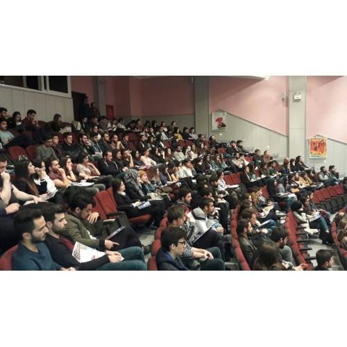 Dernegimizin Dokuz Eylul Universitesi Mimarlik Fakultesi