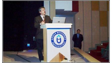 Adnan Menderes Üniversitesi Aydın Meslek Yüksekokulu'nda Seminer