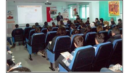 Balıkesir Üniversitesinde Seminer