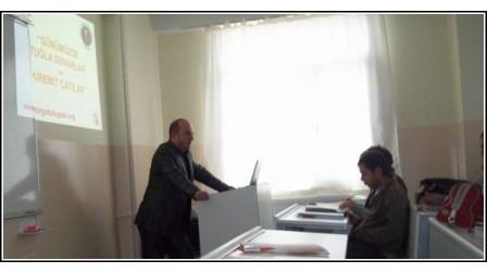 C.B.Ü. Turgutlu Meslek Yüksekokulu Semineri